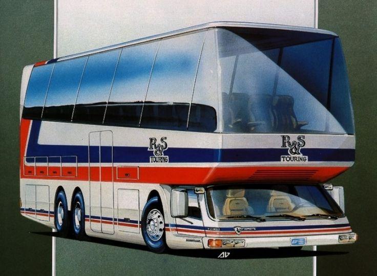 Tento supersport mezi tahači měl přepsat historii kamionů, nezměnil nic - 14 -