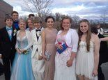 Check out photos of Swartz Creek High School's prom here: