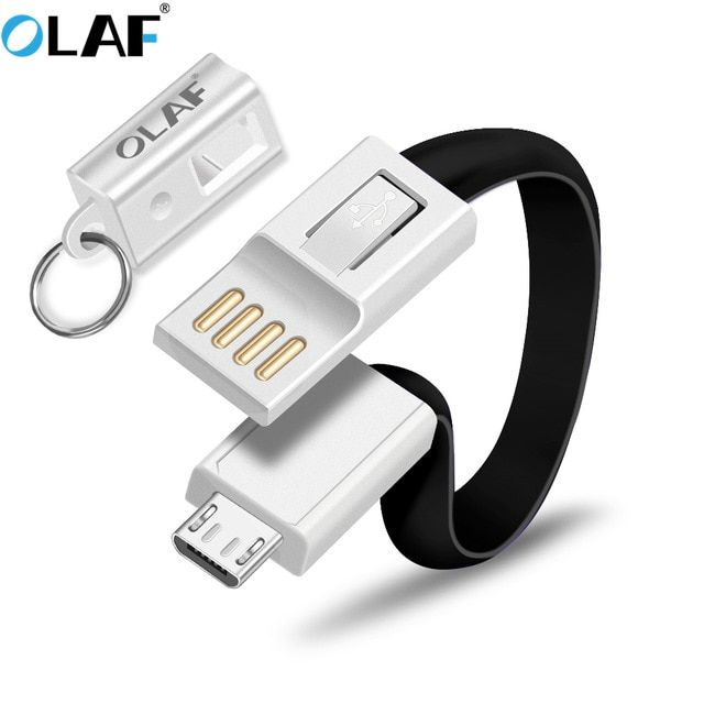 Keychain Usb Cable For Iphone Charger Cable Micro Usb Type C Usb C Cable For Samsung S8 S9 Mobile Phone Fast Charging Data Cord Re Iphone Charger Micro Usb Usb