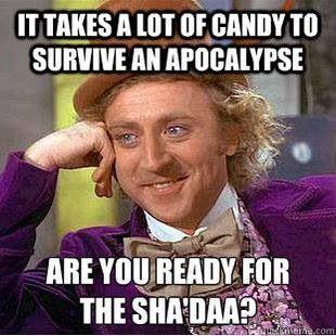 Ready? Ready? Ready?