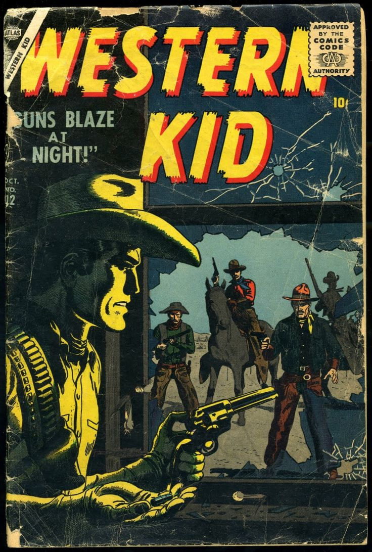 Western Book Cover Art ~ Best joe maneely images on pinterest comics comic