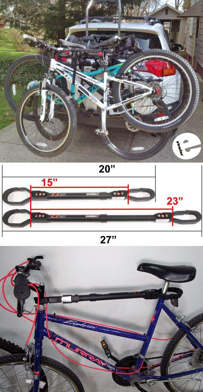 Kuat Ubar Bike Frame Adapter Bar For Women S And Alternative Frame Bikes Kuat Accessories And Parts Bike Frame Bike Rack Bike