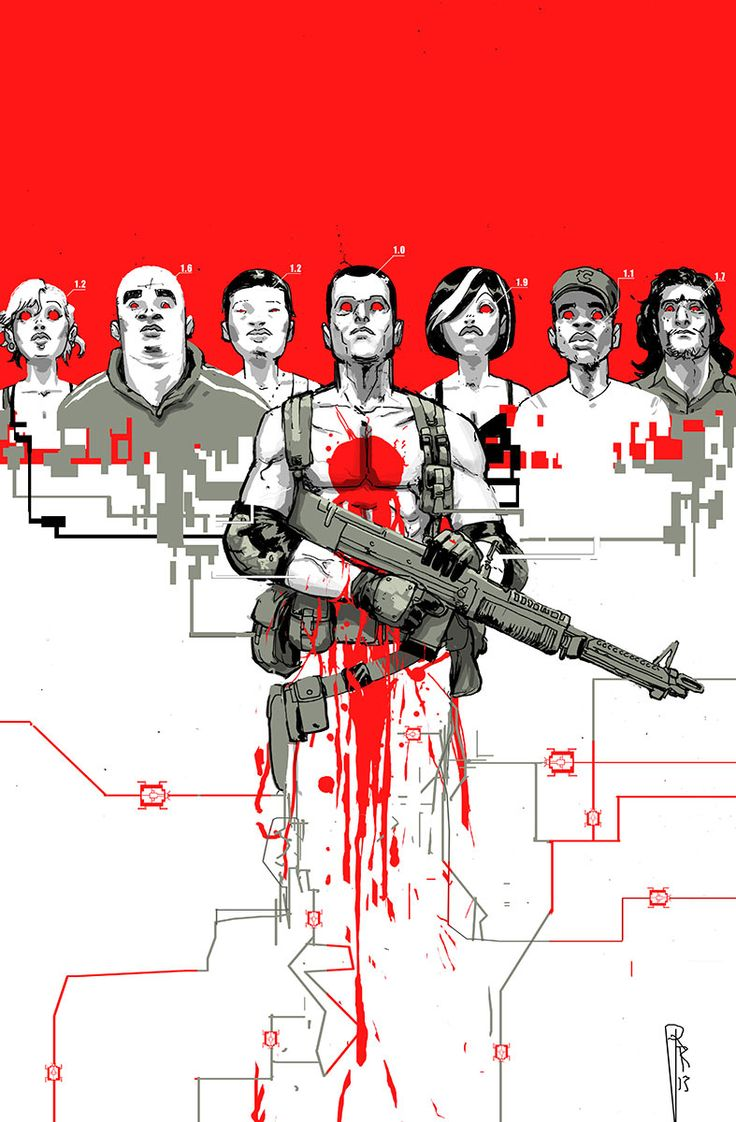 BLOODSHOT AND H.A.R.D. CORPS #17 Written by CHRISTOS GAGE & JOSHUA DYSART Art by EMANUELA LUPACCHINO Cover by RILEY ROSSMO Variant Cover by EMANUELA LUPACCHINO  How does a rookie member of H.A.R.D. Corps take on Toyo Harada? With his life insurance paid up.     $3.99/T+/32 pgs. ON SALE DECEMBER 18th!
