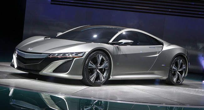 2014 Acura NSX 2014 Acura NSX Wallpapers – Top Car Magazine
