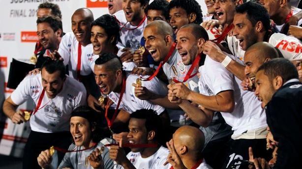 Sport Club Corinthians Paulista - Com o título da Recopa Sul-Americana, Corinthians é o novo líder do ranking da Conmebol