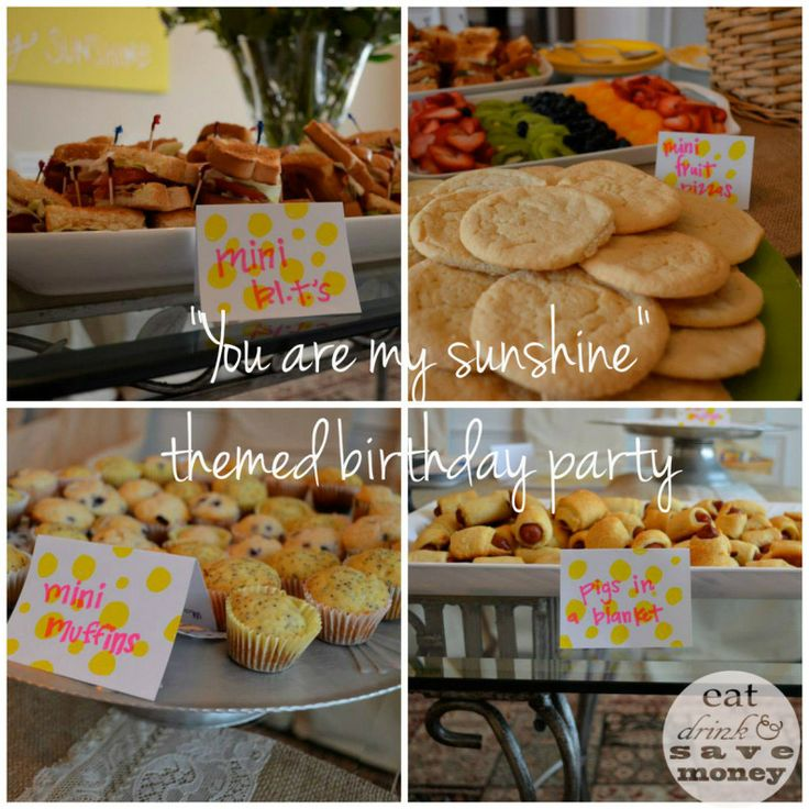 1000+ Ideas About Budget Party Food On Pinterest