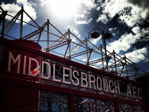 Changes On The Riverside Stadium Concourse For The Premier League Season