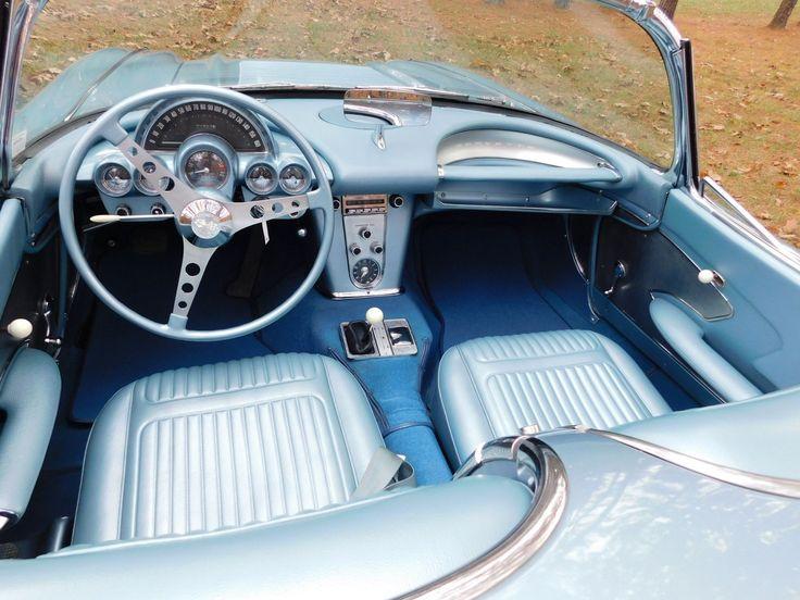 1958 Chevrolet Corvette 4Speed for sale on BaT Auctions
