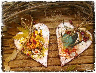 C.h.e.a.p.-art: Вдохновение от ДК. Виктория Поречная: осень с теплотой в сердце