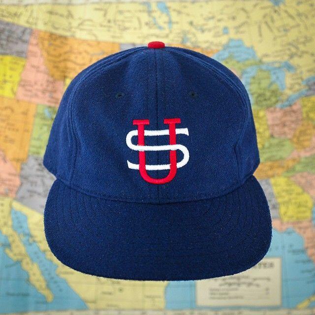 67ce0f8659a Ebbets Vintage - 1934 U.S. Tour of Japan ball cap