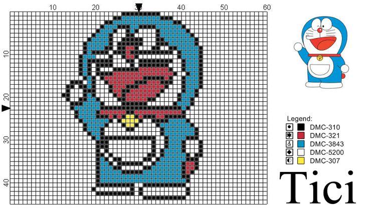 Doraemon sul mio blog: ilblogditici