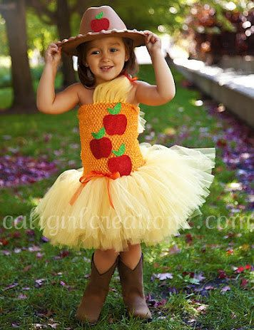 My Little Pony- Apple Jack Costume 0-2t (Additional Sizes Available). $80.00, via Etsy.