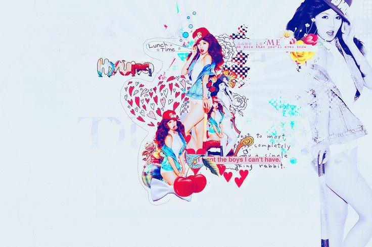 Hyuna Wallpaper by jesuiskieran on DeviantArt