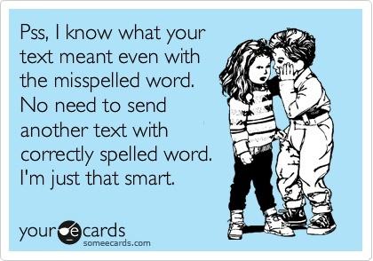 Im just that smart . . .   ;)
