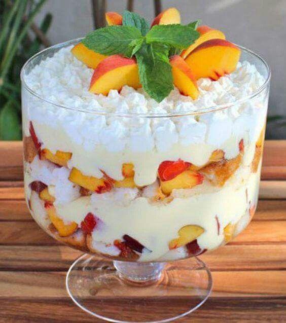 cool whip crea white chocolate tiramisu trifle with spiced pears ...