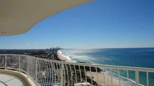 Burleigh Surf penthouse, Broadbeach, Australia - the edge of the earth.  Selling now!!!!