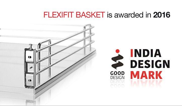 Spitze has been awarded India Design Mark 2016.