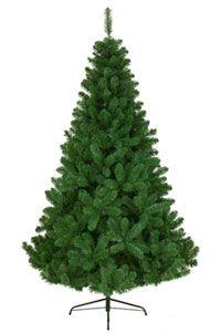 Me gusta mucho este árbol de Navidad artificial, tupido y realista!