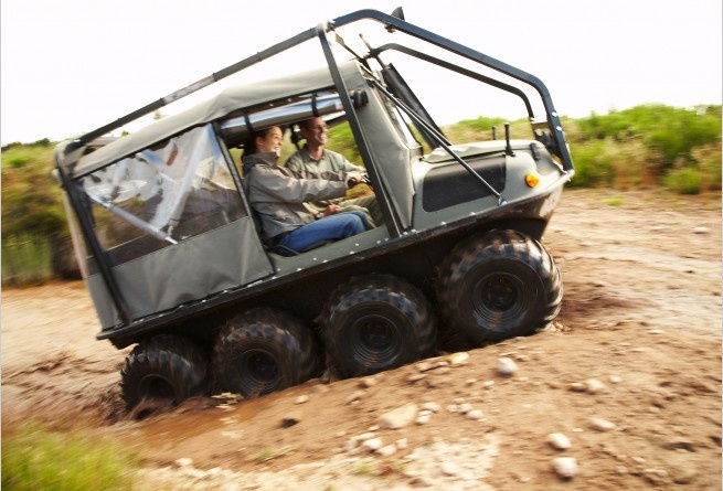 Mini off-roading at child-friendly Gleneagles Hotel in Perthshire | smithandfamily.co.uk