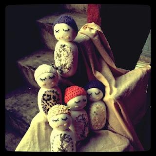 "Our ""lovely dolls"" family.."