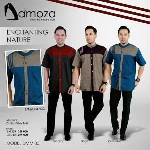 Baju Kemeja Pria Damoza for Man DMM 005