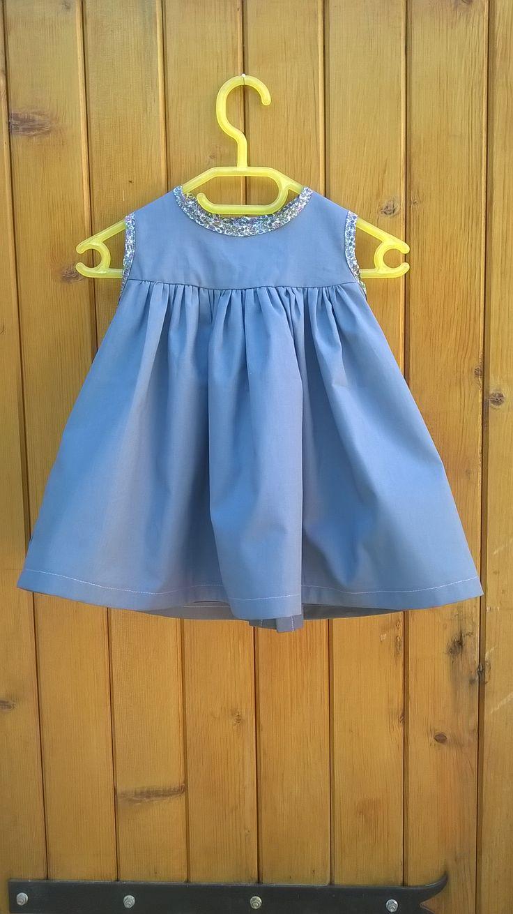 Petite robe bientôt dispo sur alittlemarket