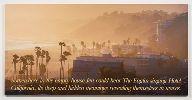 Alex Israel & Bret Easton Ellis  Hotel California, 2016  Acrylic and UV ink on canvas  84 × 168 inches (213.4 × 426.7 cm)  © Alex Israel and Bret Easton Ellis; image(s) courtesy iStock    Photo by Jeff McLane
