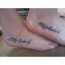 Sisters tattoo??  something like this girls stacey n kati
