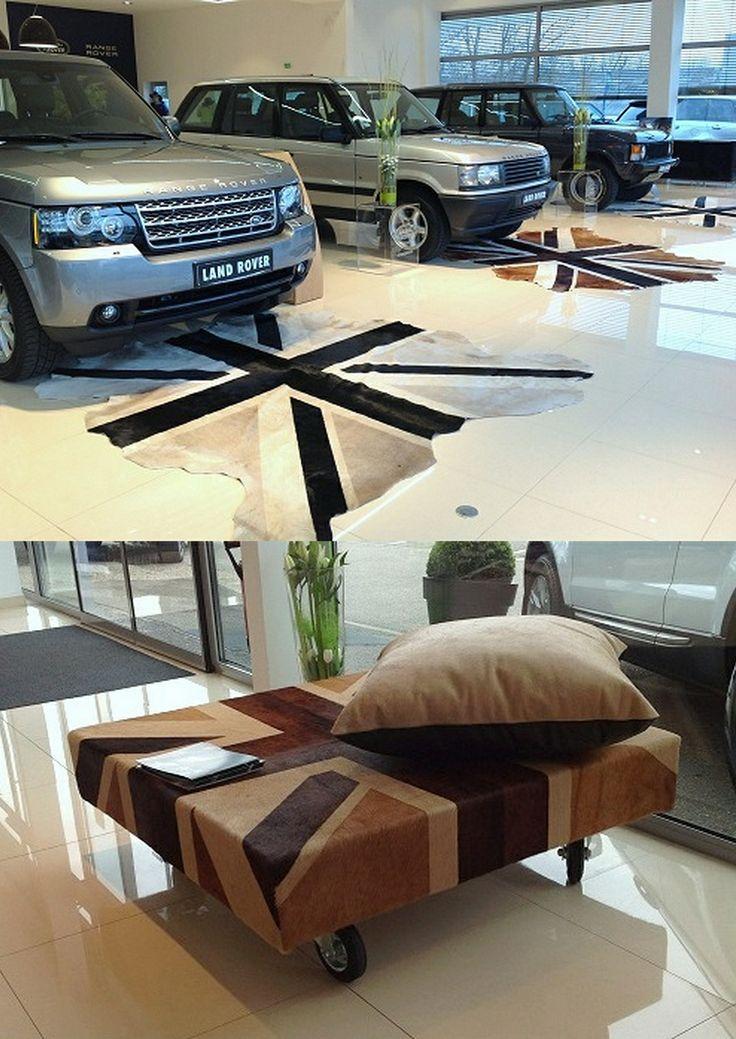 les 33 meilleures images du tableau norki projets sur mesure en peau de vache cowhide bespoke. Black Bedroom Furniture Sets. Home Design Ideas