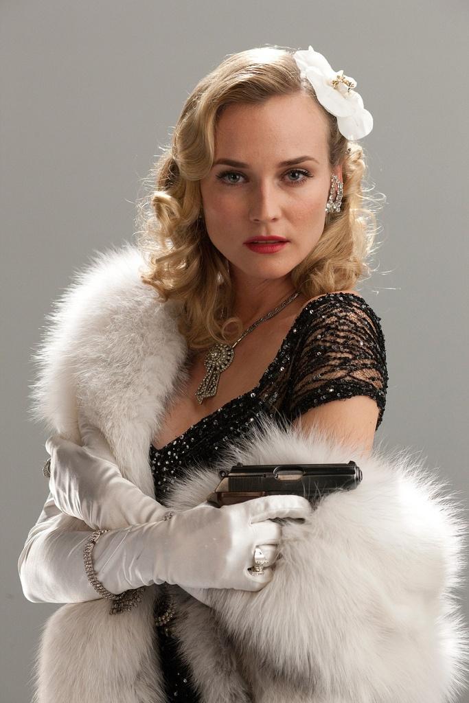 Diane Kruger in Inglourious Basterds