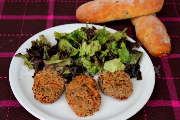 μικρή κουζίνα: Μπιφτέκια διαίτης με λαχανικά
