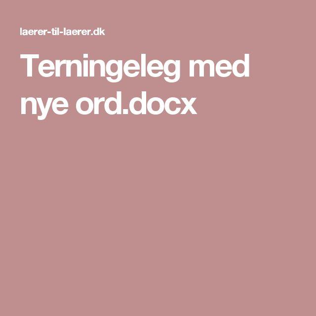 Terningeleg med nye ord.docx