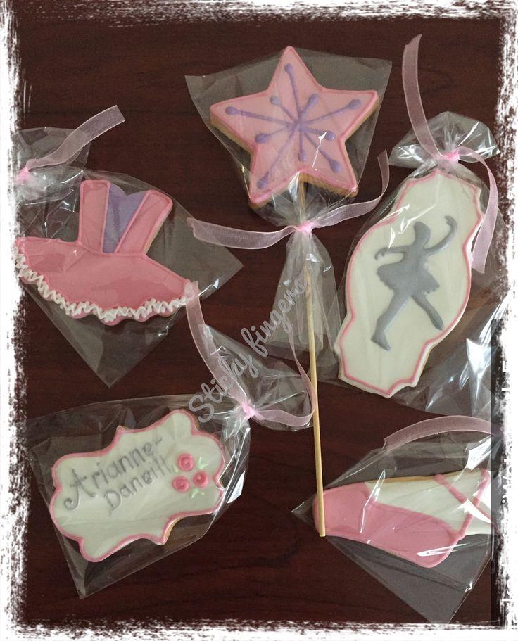 Ballarina cookies