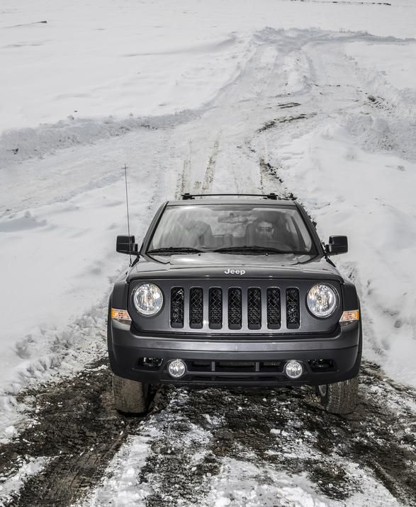 2016 Jeep Patriot offers fuel economy up to 30 mpg
