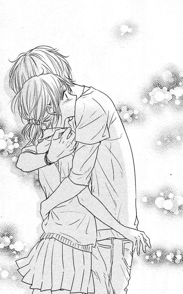 #HIREN TRIP #shoujo #manga  *love hug*