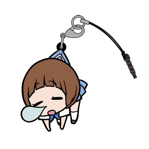 満艦飾マコ おやすみverつままれストラップ [キルラキル]