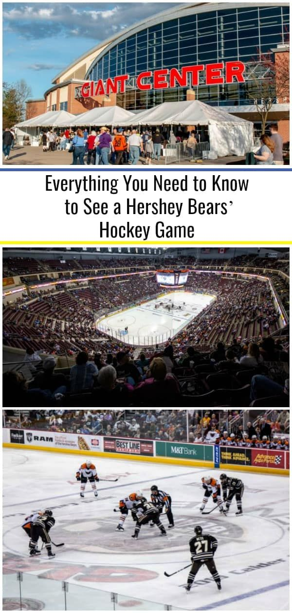 Everything You Need to Know to See a Hershey Bears' Hockey