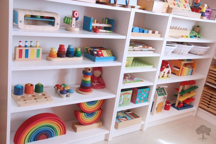 Observando los periodos sensibles + nuestro ambiente preparado | Creciendo con Montessori