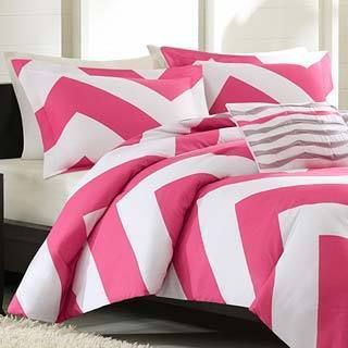 Mizone Virgo Reversible 4-piece Duvet Cover Set