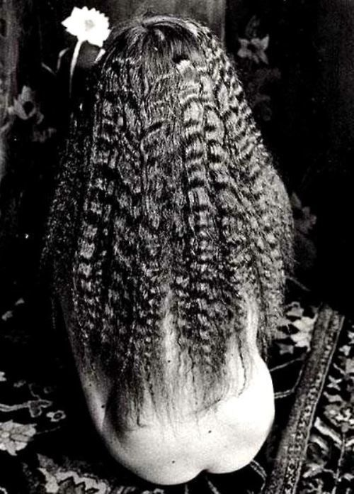 Édouard Boubat. Vues de dos 1981