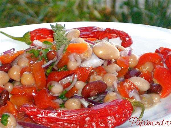 salata de fasole 5