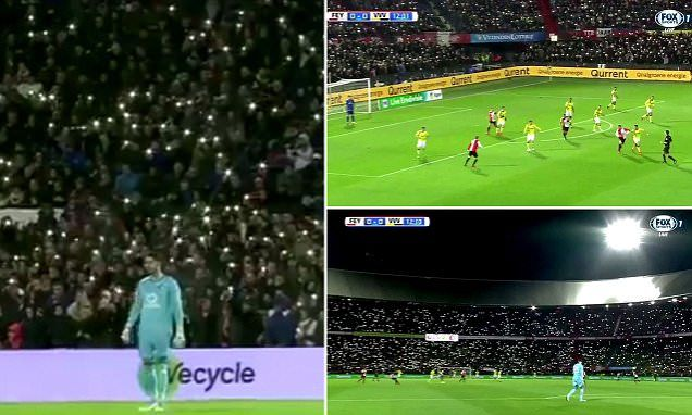 Feyenoord fans showed the strength of the football community on Saturday by arranging an emotional and heartfelt tribute to goalkeeper Brad Jones, to mark the anniversary of his son's passing.