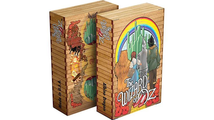 The Wizard of Oz Playing Cards