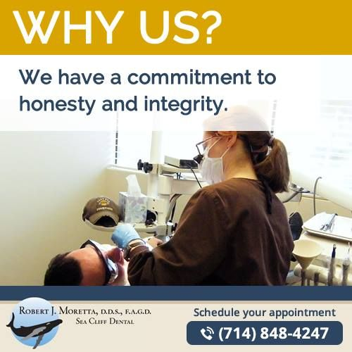 We explain any needed treatment and fees to your understanding before we begin, our dental office offers a level of experience and expertise rarely found and you'll see that an office that truly likes and enjoys what we do.  #huntingtonbeach #california #dentist #cosmeticdentist #huntingtonbeachdentist #dentistinHuntingtonBeach