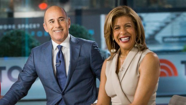 Hoda Kotbs Today Salary Far Less Than Matt Lauers        After ending the year firing network star Matt Lauer for inappropriate sexual behavior NBC News first move of 2018 is a make-good.    On Jan. 2 the division named Hoda Kotb Lauers permanent replacement as co-anchor of Todays first two hours a move co-anchor Savannah Guthrie called the most popular decision NBC News has ever made.  Broadcast executives sometimes do the smart thing and they sometimes do the right thing. In this case they…