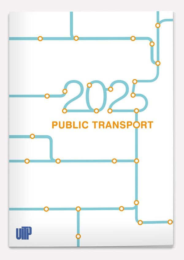 Public Transport 2025 Logo by Marc Thomasset, via Behance