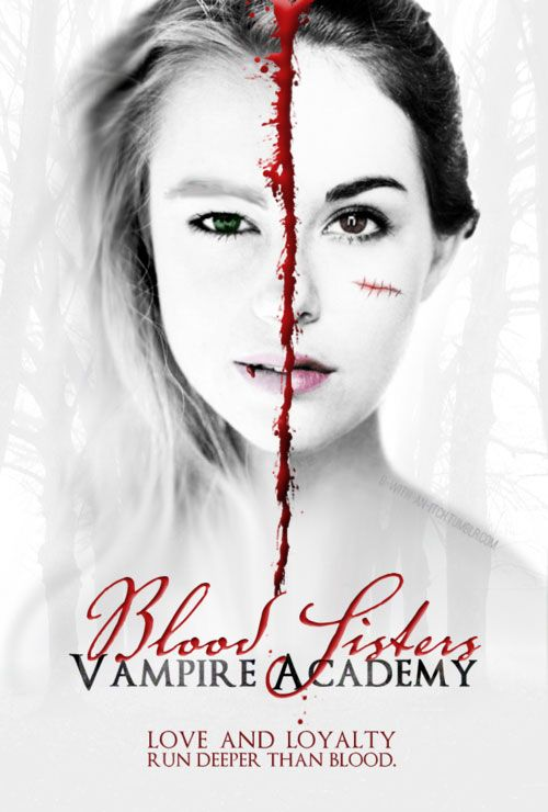 Vampire academy movie | Bloodsisters | Zoey Deutch and ...
