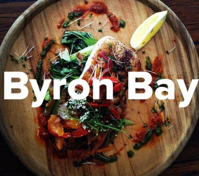 Byron Bay Food #eatdrinkguidebyronbay #organicfood #nomnomnom