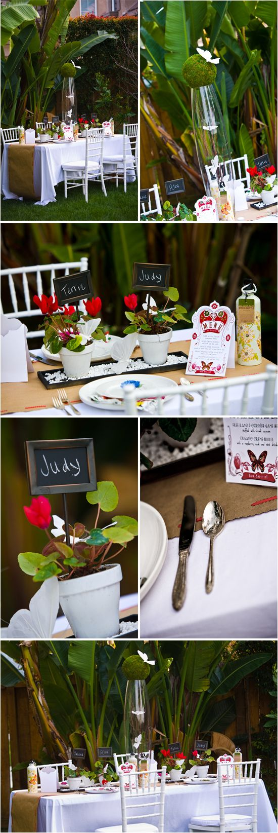 ideas for table coverings