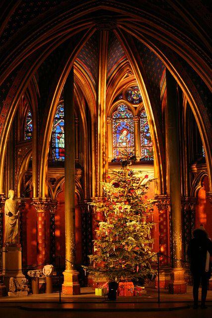 Christmas in Paris...so beautiful